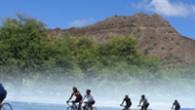 ホノルルセンチュリーライド2009ツアーに参加する、特典満載のツアー!!常夏の島ハワイで、気持ちよく風を切って走ってみませんか?